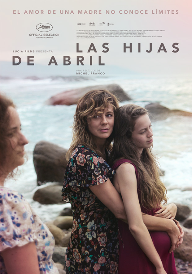 Regresa Michel Franco a Cannes con 'Las hijas de Abril'