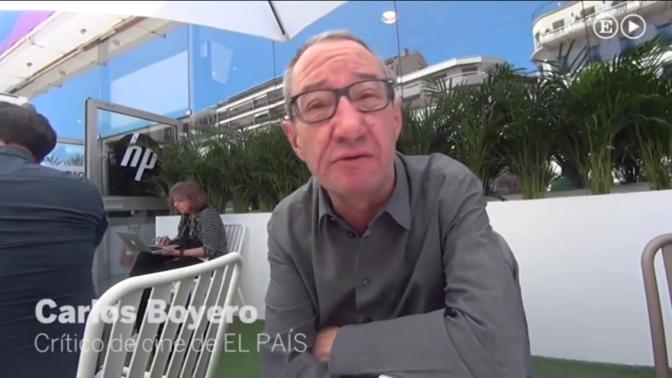 """El crítico maldito de """"El País"""" en La #Croisette"""