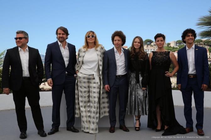 """#Cannes2017 da buena acogida a """"Las hijas de abril"""" de Michel Franco"""