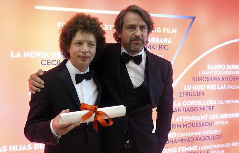 Michel Franco, el mexicano más premiado en Cannes; 'Las hijas de abril' gana el premio del Jurado de #UCR
