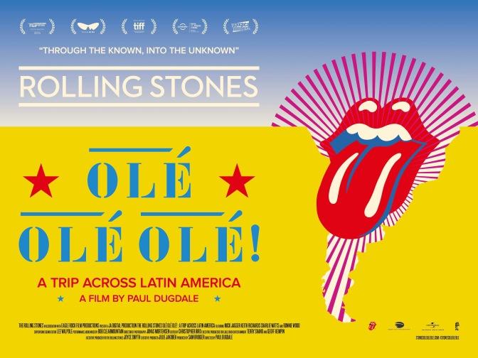 Cinépolis estrenará documental de The Rolling Stones este viernes