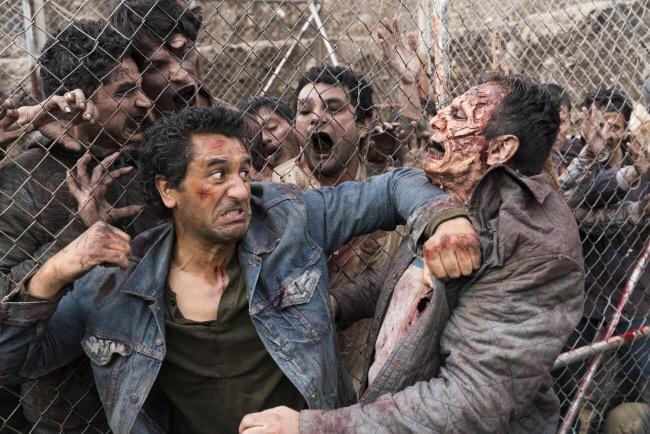 """""""Fear the walking dead"""", un retrato de la esencia de la humanidad"""