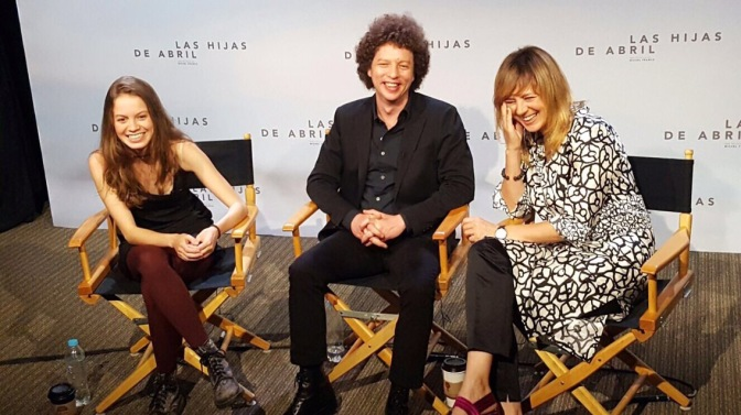 'Las hijas de Abril' se estrena el próximo 23 de junio, luego de ganar premio en Cannes