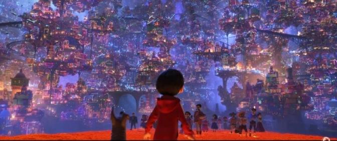 Pixar presenta en Annecy 'Coco', inspirada en el Día de Muertos mexicano