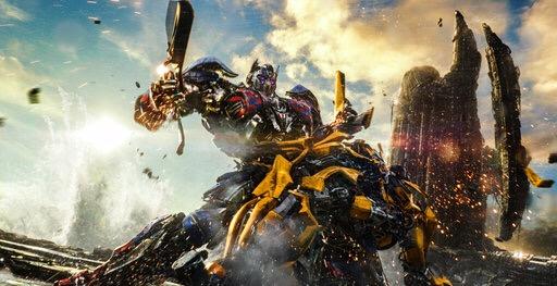 'Transformers' o la lucha de los blockbuster por la taquilla