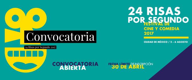 Festival de cine 24 Risas por Segundo presenta selección oficial para su segunda edición