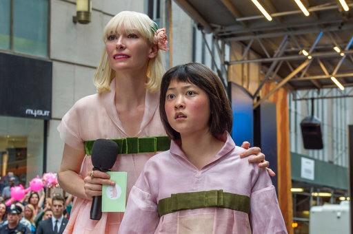 Las niñas son las nuevas heroína del cine y la TV