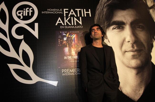 Cineasta Fatih Akin habla de su pasión e influencias en el séptimo arte