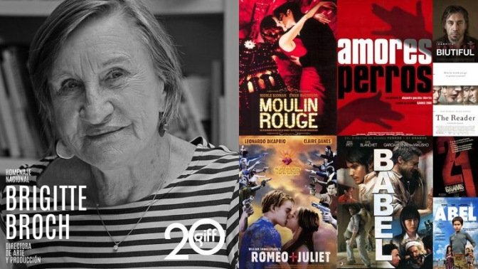 Festival de Cine de Guanajuato homenajeará a Isela Vega y Brigitte Broch