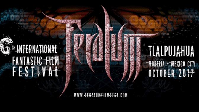 Festival de cine de terror Feratum ofrecerá diversas actividades en su sexta edición