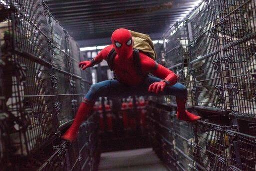 """""""Spider-Man: Homecoming"""" y la fatiga del blockbusters"""