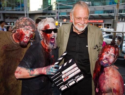 George Romero, padre del cine zombi, muere a los 77 años