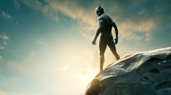 """""""Black Panther"""" acapara el día de Marvel en la Comic-Con"""