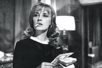 Fallece actriz francesa Jeanne Moreau