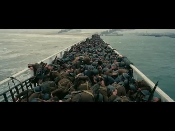 """Reseña: """"Dunkerque"""" o el miedo que producen """"Las Sirenas de la Muerte"""""""