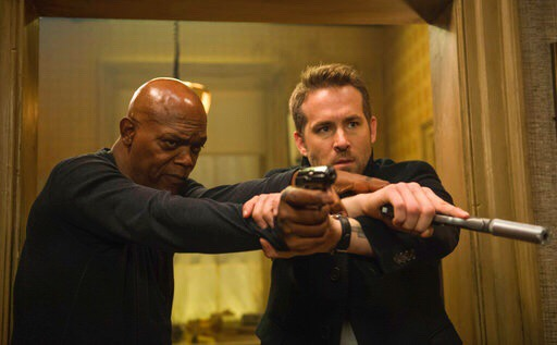 "Reseña: ""Hitman's Bodyguard"", un divertido escape de acción"