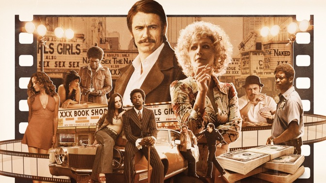 """The Deuce"", de David Simon,  retrata industria del porno"