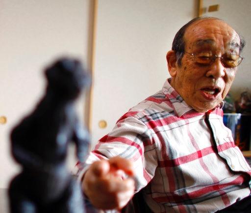 Muere Haruo Nakajima, el Godzilla original de 1954