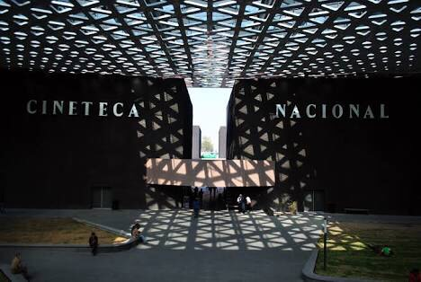 Cineteca Nacional continúa labores de acopio y como zona de descanso