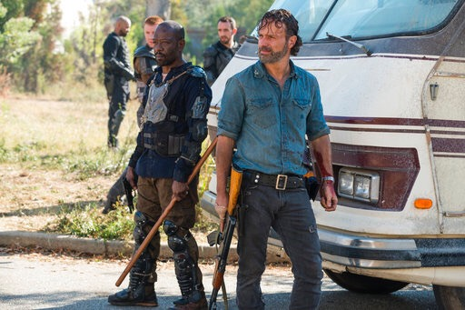 "10 datos sorprendentes de ""The Walking Dead"""