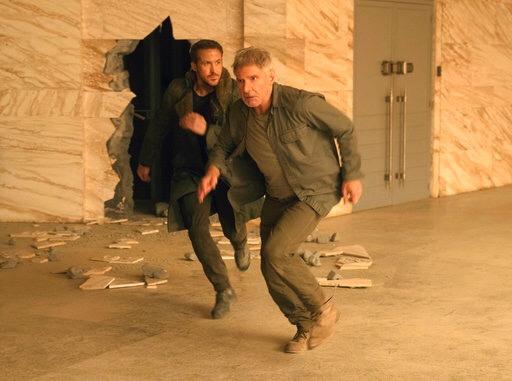 """Reseña: Hermosa """"2049"""" rompe el encanto de """"Blade Runner"""""""