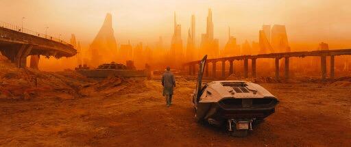 """""""Blade Runner 2049"""" sorprende, pero con estreno débil"""