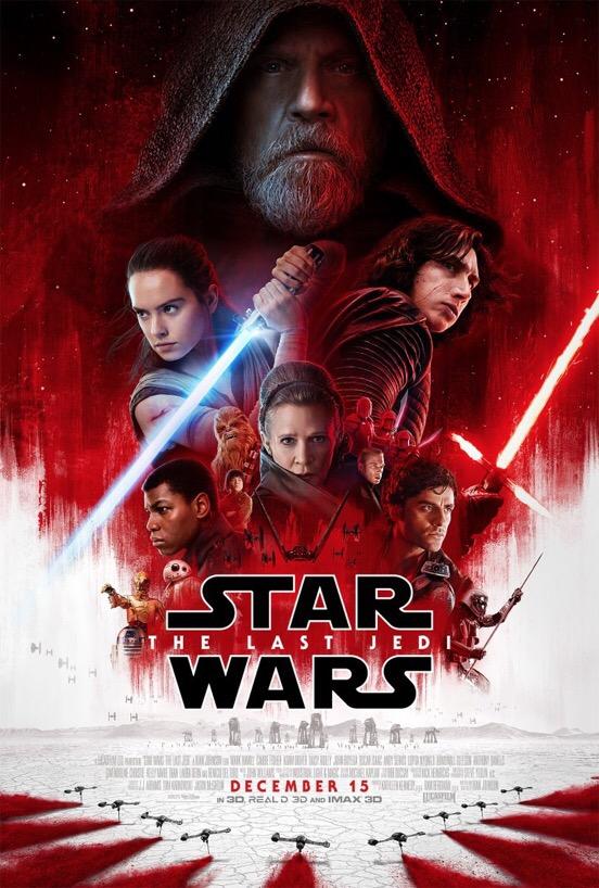 """Segundo avance de """"Star Wars: Los últimos jedi"""" sorprende a seguidores"""