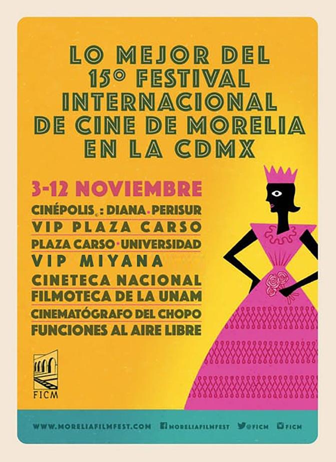 .@FICM presenta lo mejor del #15FICM en la #CDMX