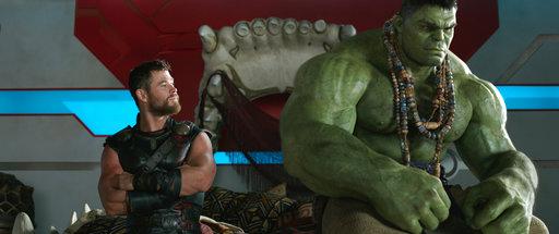 """""""Thor: Ragnarok"""", uno de los mejores estrenos del año"""