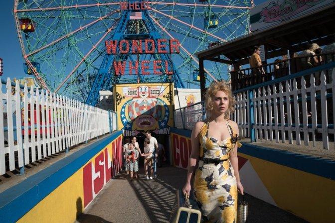 """Woody Allen pasea su nostalgia por Coney Island en """"Wonder Wheel"""""""