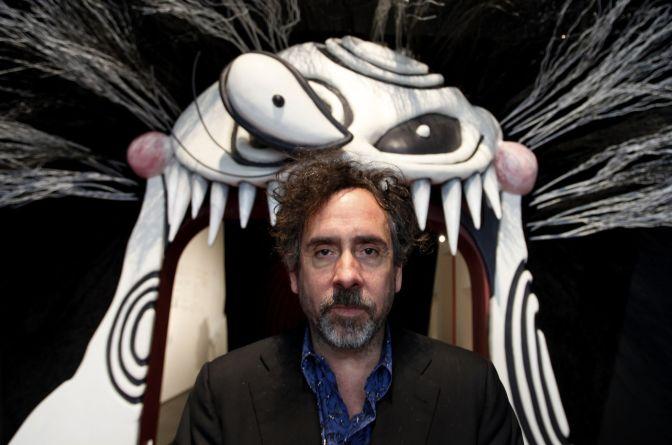 Llega exposición retrospectiva del cineasta Tim Burton