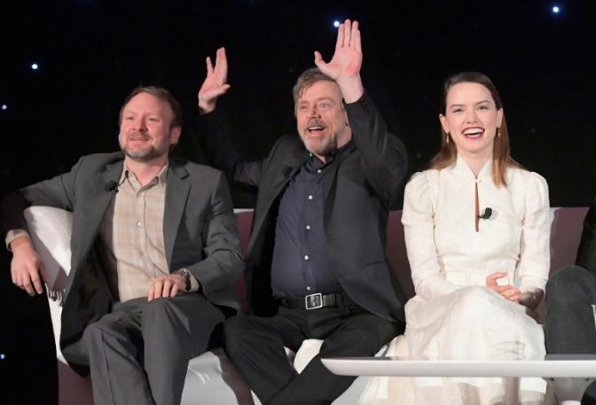 Que la fuerza nos acompañe: se estrena el nuevo capítulo de Star Wars