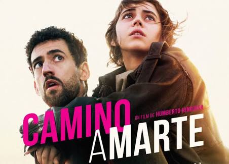 """Camino a Marte"", una road movie que debate sobre la vida"