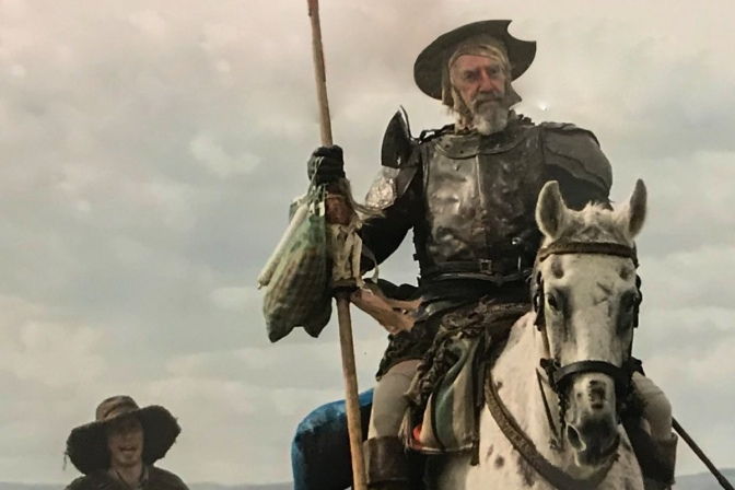 Gilliam, el moderno Don Quijote