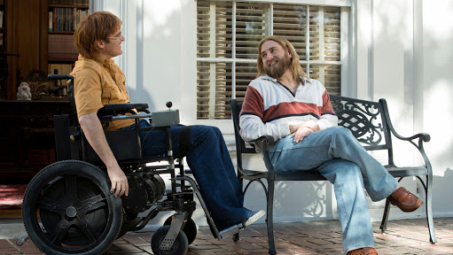 "Presenta Gus Van Sant ""Don't Worry, He Won't Get Far on Foot"" en la Berlinale"
