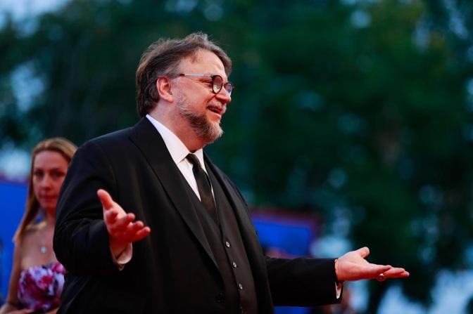 Guillermo del Toro, en la antesala de los Premios Óscar