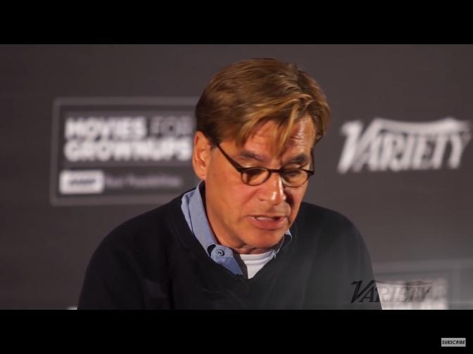Aaron Sorkin y su angustia frente a la página en blanco