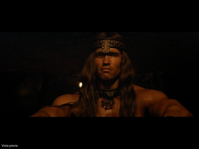 Amazon planea serie de Conan el Bárbaro