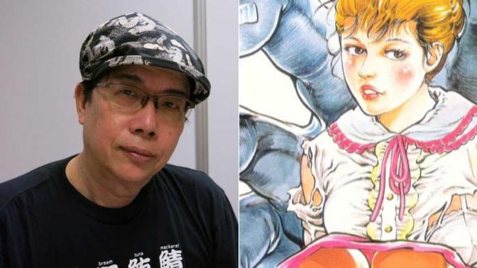 Toshio Maeda, leyenda de manga para adultos, invitado de honor a La Mole