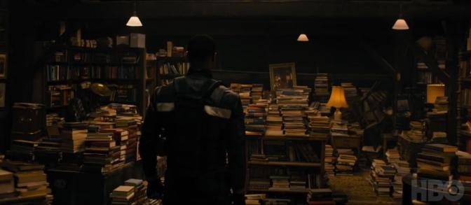 Primer tráiler de la nueva adaptación de 'Fahrenheit 451'