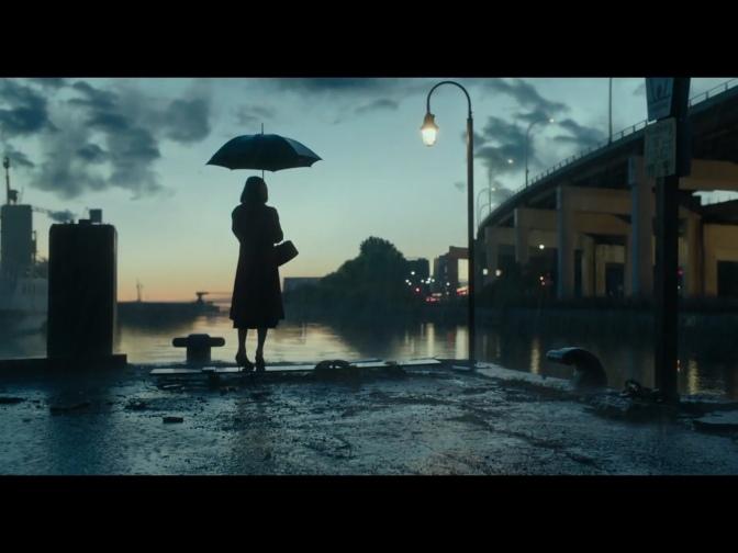 """""""La Forma del Agua"""", una carta de amor al cine"""