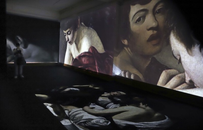 Caravaggio llega al Munal
