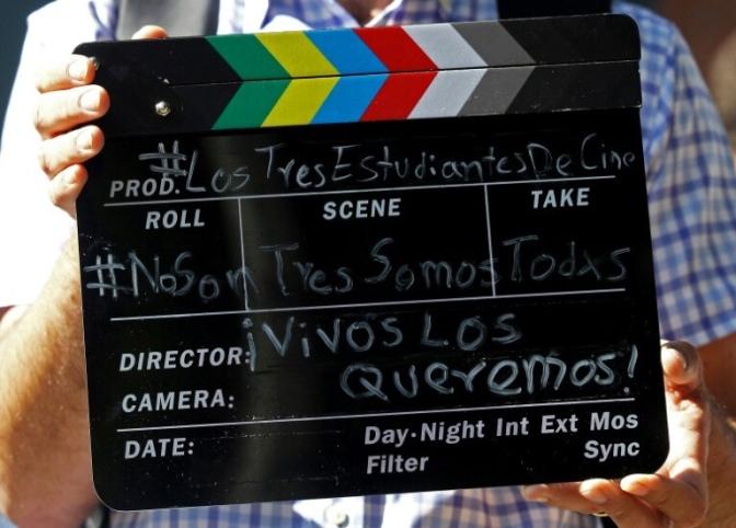 Cuarón y Lubezki reclaman aparición de estudiantes de cine en México