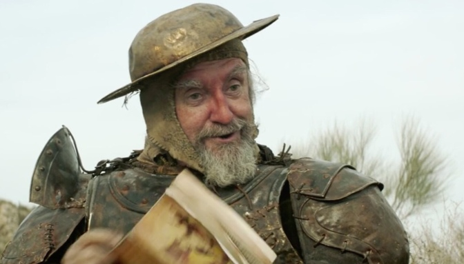 Primer tráiler de 'El hombre que mató a Don Quijote': la fantástica visión de Terry Gilliam