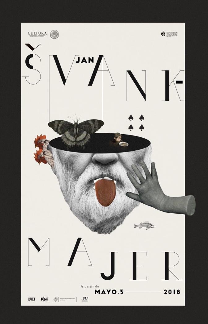 La animación subversiva de Jan Švankmajer llega a Cineteca Nacional