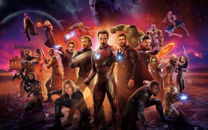 """""""Infinity War"""" recauda récord de 250 millones en estreno"""