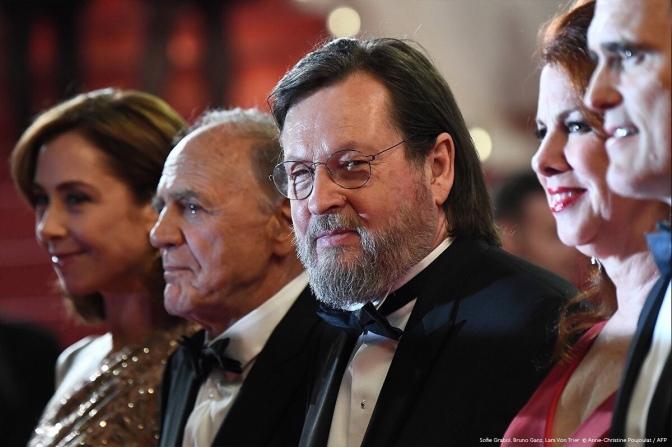 Lars von Trier regresa al Festival de Cannes