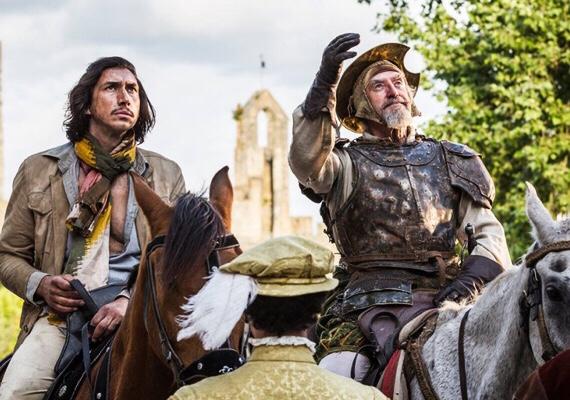 Crítica: El hombre que mató a Don Quijote