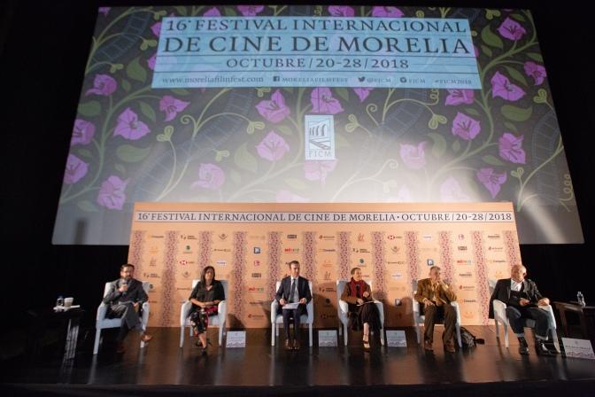 Programa de la 16ª edición del Festival Internacional de Cine de Morelia (FICM)