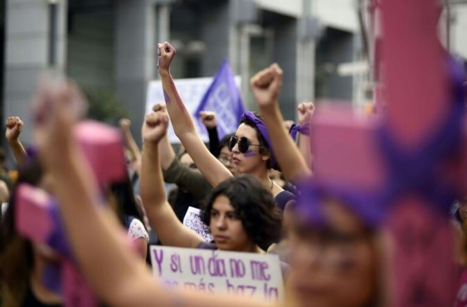 #MeToo, apenas unos destellos en México ante brutal violencia contra mujeres